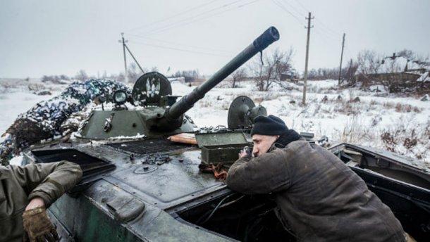 Россия стягивает тяжелое вооружение к линии фронта – ОБСЕ