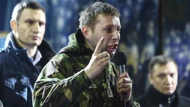 Жуткие подробности: в Парасюка рассказали свою версию столкновения с силовиками