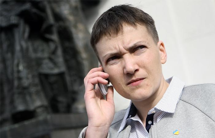 СБУ проверяет, подстрекала ли Савченко военных к мятежу