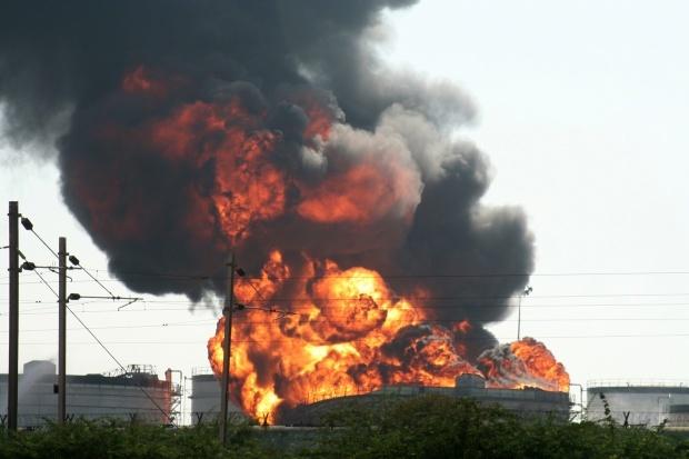 СРОЧНО!!! Массовая эвакуация в результате ужасной катастрофы! Будьте осторожны!
