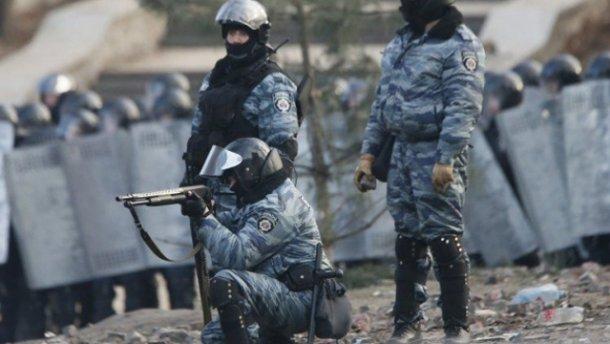 В деле Євромайдана арестовали еще одного «беркутовца»