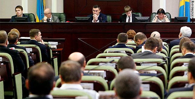 Киевсовет рекомендует бизнесу не сотрудничать с РФ