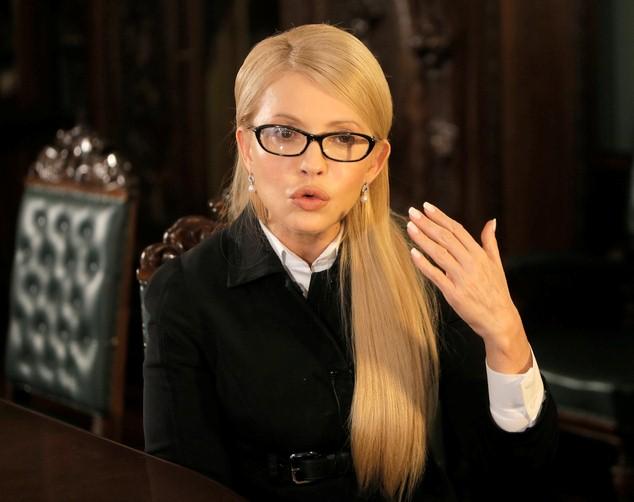 Все ее мужчины: Тимошенко призналась в интимных подробностях ее ссор с президентами и многое другое (ВИДЕО)