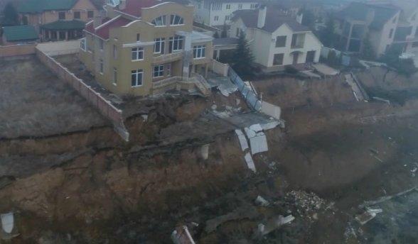 Кличко такое и не снилось: в Одессе обвалилась целая улица. От увиденного аж мурашки по коже