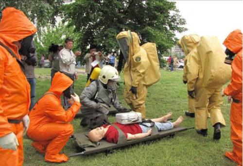 СРОЧНО! Над Украиной нависла угроза химической катастрофы