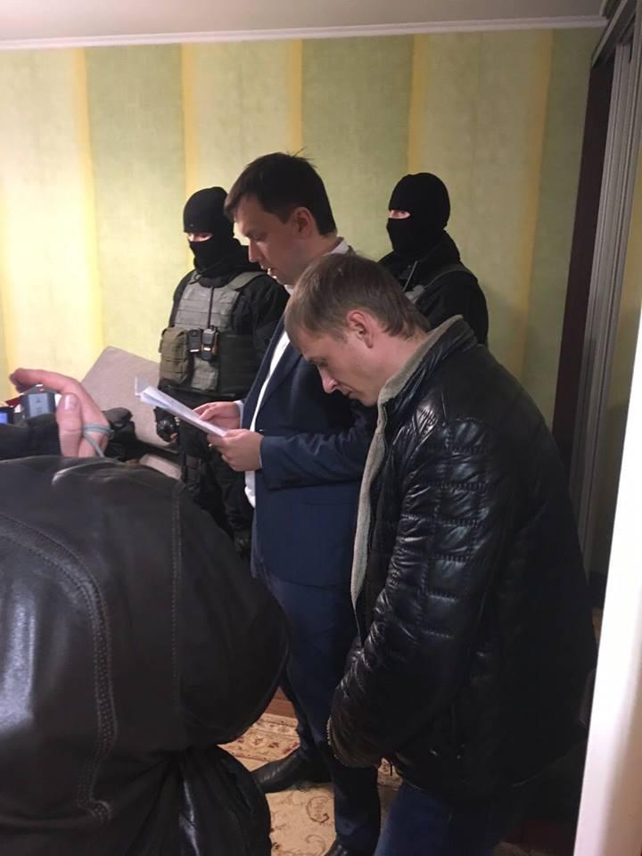 Запорожский подполковник полиции задушил человека (ФОТО)