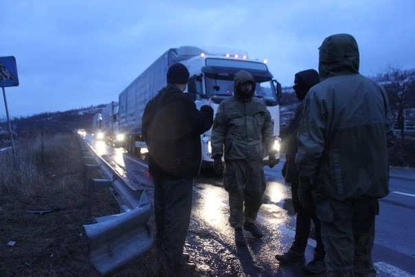 СРОЧНО! Провокация российских спецслужб: стали известны детали блокады на Львовщине