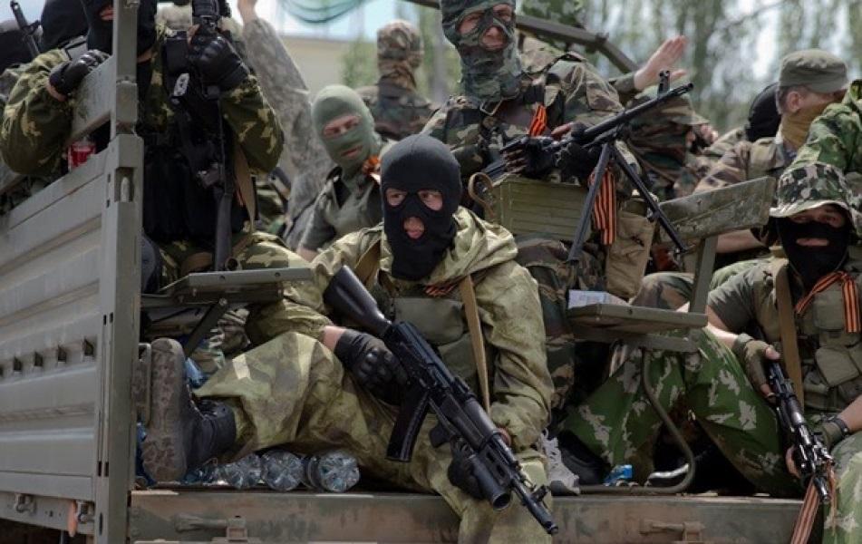 Донецкие боевики захватили отели Ахметова