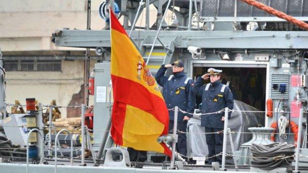 Срочно!!! Военные корабли НАТО зашли в порт Одессы (ВИДЕО)
