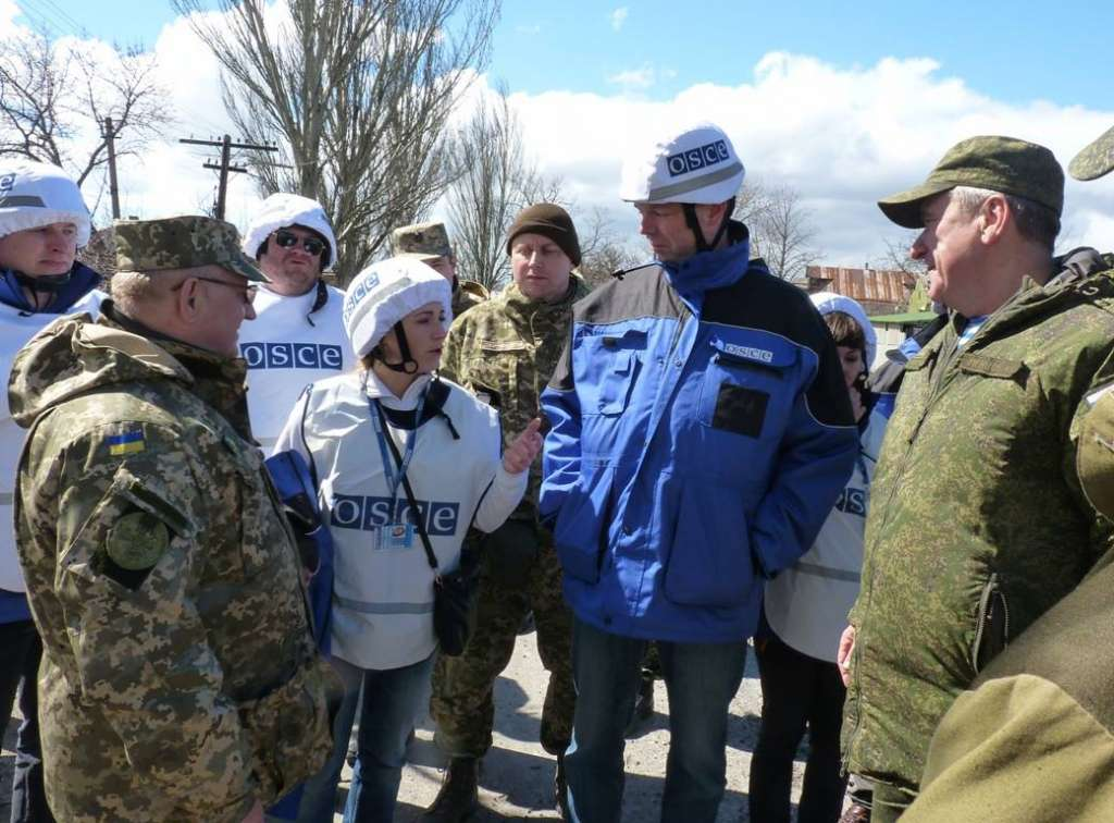 Боевики уже неделю блокируют проведение ремонтно-восстановительных работ, не предоставляя гарантий безопасности, — украинская сторона СЦКК