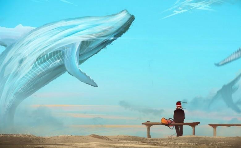 ВАЖНО : В киевских школах «истерия». Как спасают детей от «Синего кита»?