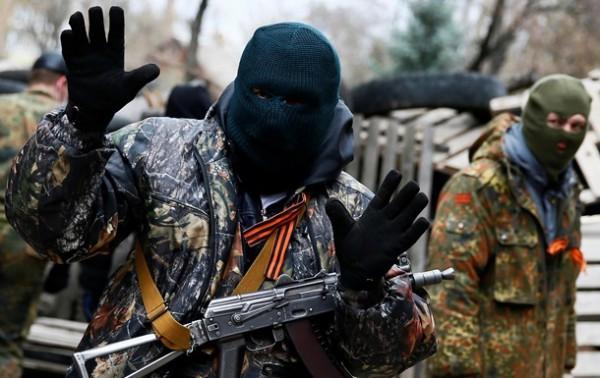Задержан организатор «референдума» и «постового ДНР», которые мимикрировали под мирных жителей