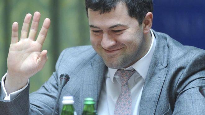 Тесть Насирова за шесть лет натендерил на 3 миллиарда грн.