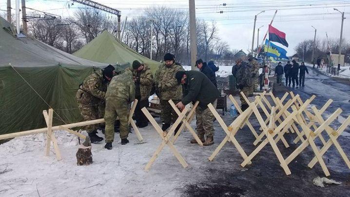Новые подробности от Парасюка!!! На Редуте большое количество жертв от штурма (ФОТО)