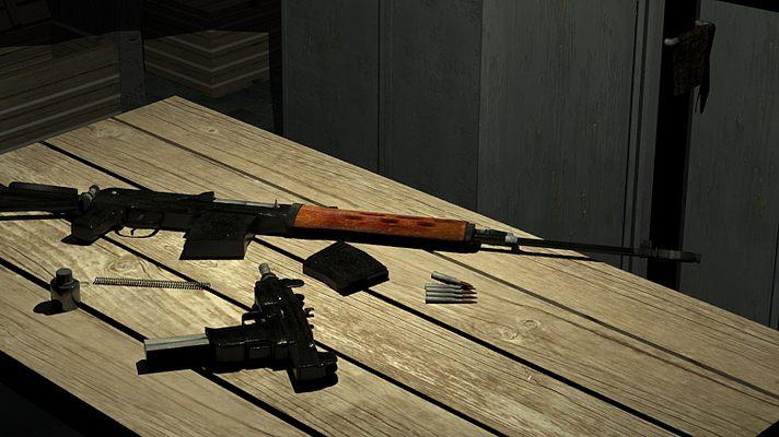 Опасный тайник: во Львове обнаружили склад оружия