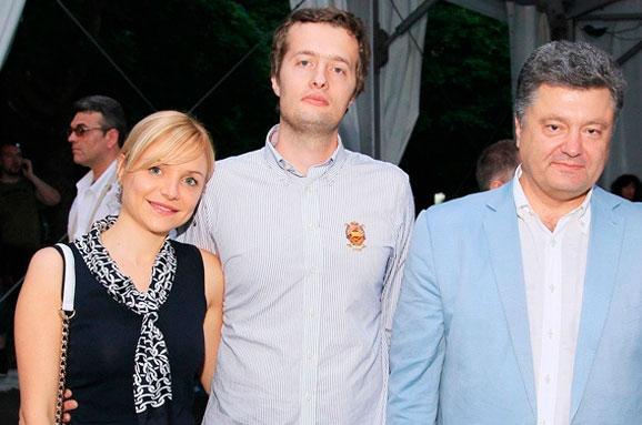 Ужаснуться можно: журналисты раскрыли шокирующую правду о сыне Порошенко