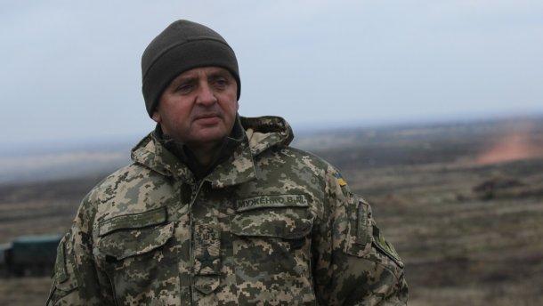 КАК ОН МОГ? Муженко разозлил всю Украину, заступившись за позорного генерала!