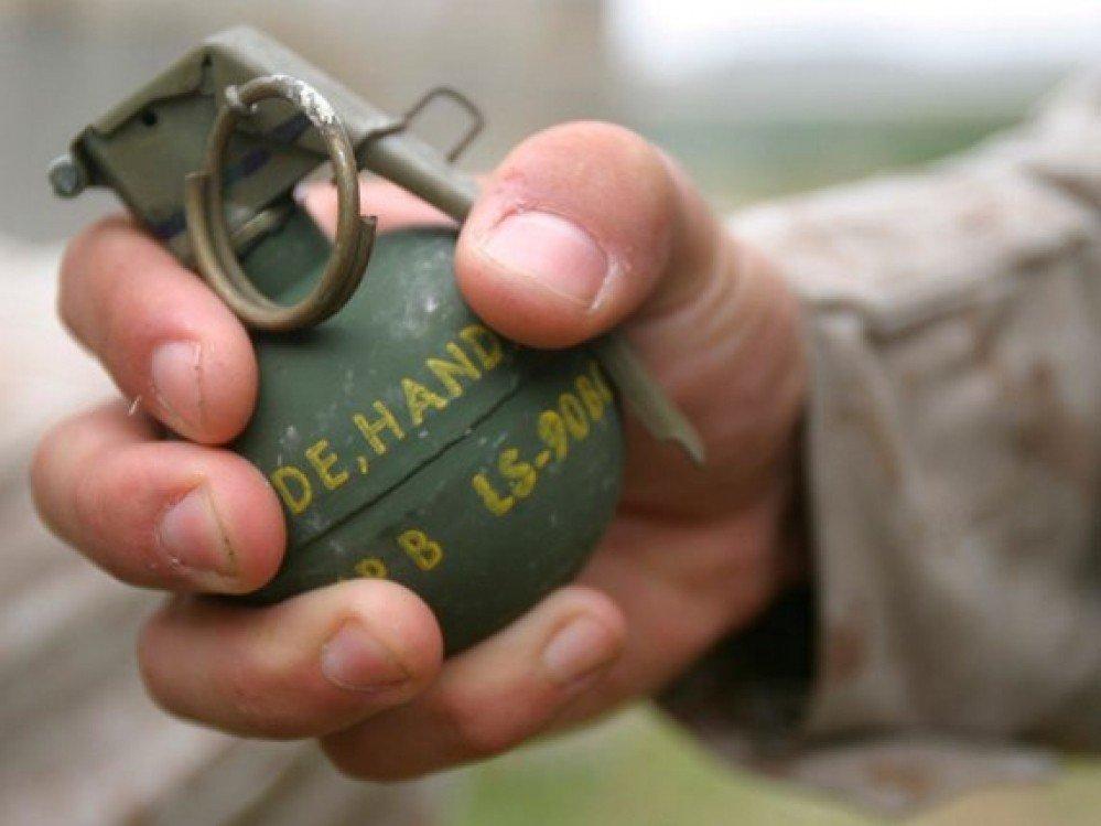 Опасный парк: мужчина продавал гранаты всем желающим