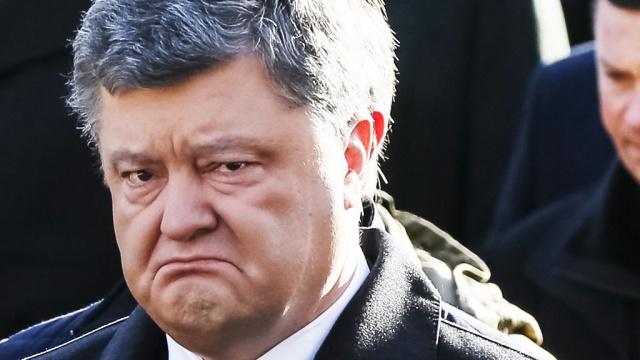 ТАКОГО себе даже «95 квартал» не позволяет!!! Украинские гумористики жестоко высмеяли Порошенко (ВИДЕО)