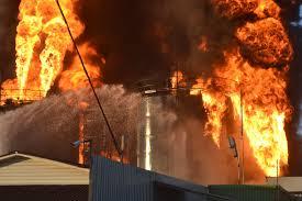 Масштабы шокируют: последние новости с места пожара под Балаклеей!