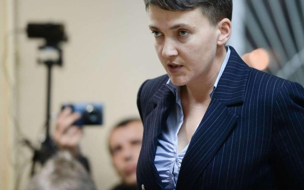 «Я не пьяная, я румяная»: нардепка Савченко поразила всех новым образом. Что она с собой творит?!