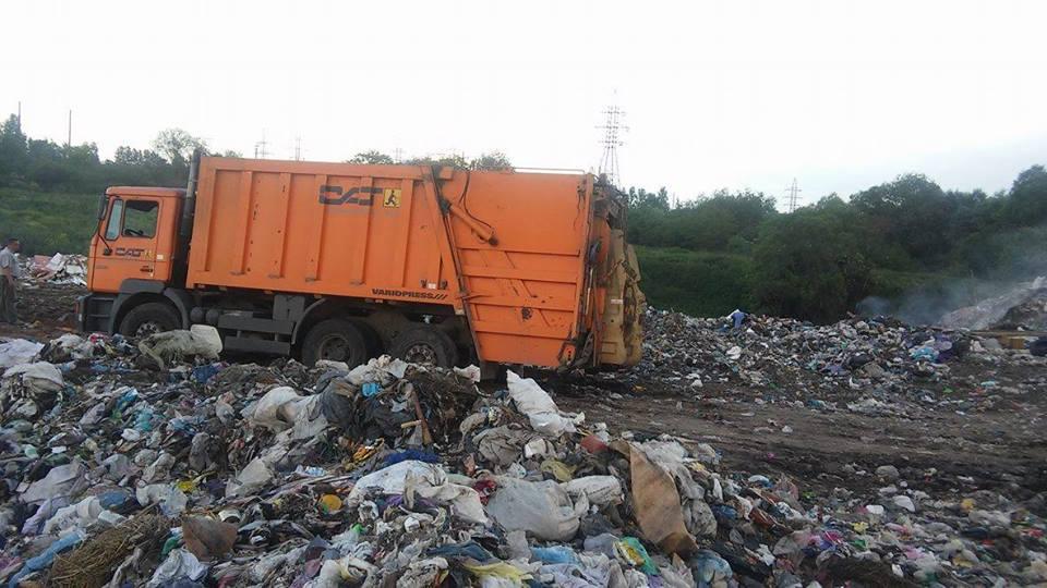 Львову предлагают другой участок под завод по переработке отходов