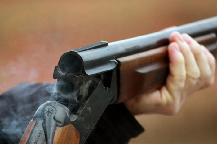 Мужчина застрелил грабителя у себя дома
