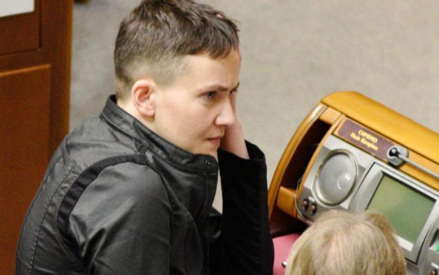 Поразительное заявление СБУ : Кем на самом деле оказалась Надежда Савченко!
