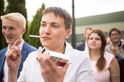«Недопринцеса»: Савченко похвасталась, как ее хотели купить за бешенные деньги! Никогда не догадаетесь, кто именно!