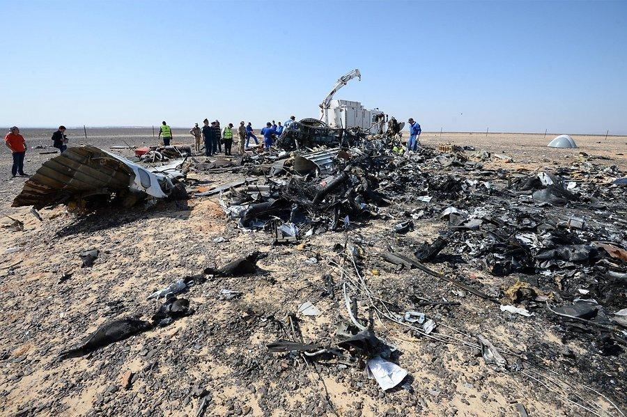СРОЧНО! Обнародовано видео сегодняшней страшной авиакатастрофы