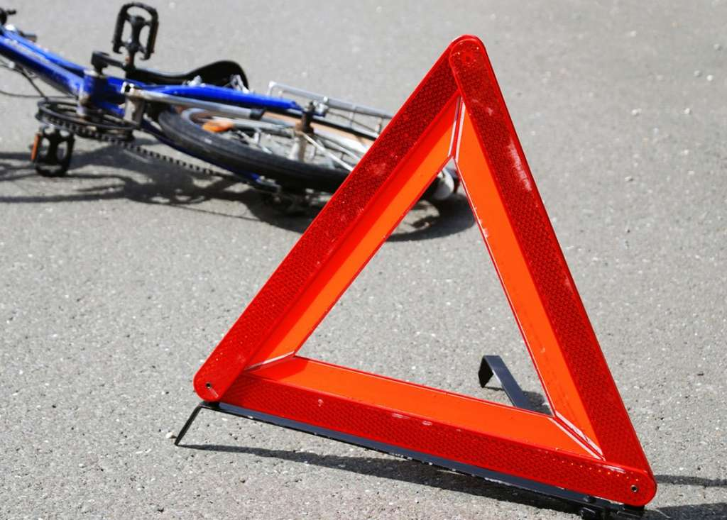 Львовскому велосипедисту за ДТП грозит пять лет тюрьмы