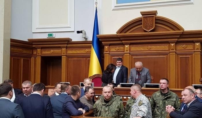 Депутаты намерены освободить Сыроед с должности вице-спикера
