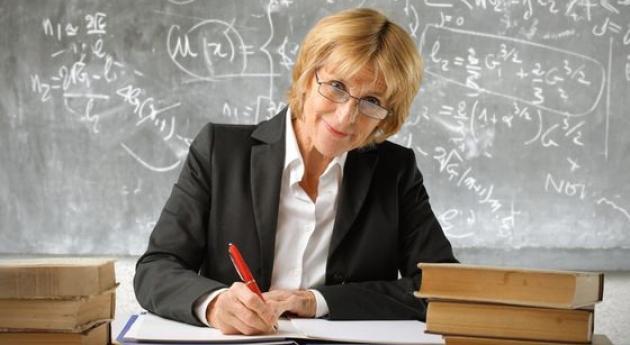Гриневич заявила – Учителя будут получать минимум 10 тыс грн