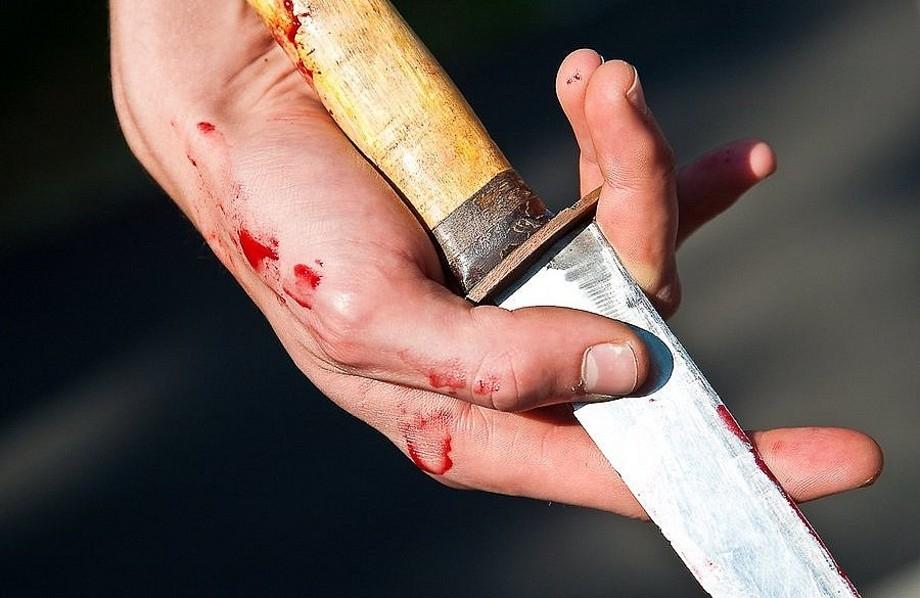 Сердце обливается кровью : Отец зарезал родного сына!