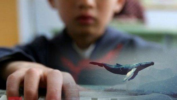 """""""Синий кит"""" на Львовщине: мальчик устроил онлайн-трансляцию самоубийства (ФОТО 18+)"""