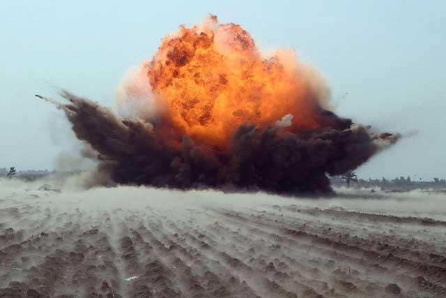 В Хмельницкой области произошел мощный взрыв, есть жертвы