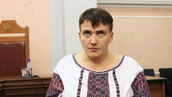 Хоть бы немного думала: Савченко призналась, что в ДНР принимала участие в стрельбе
