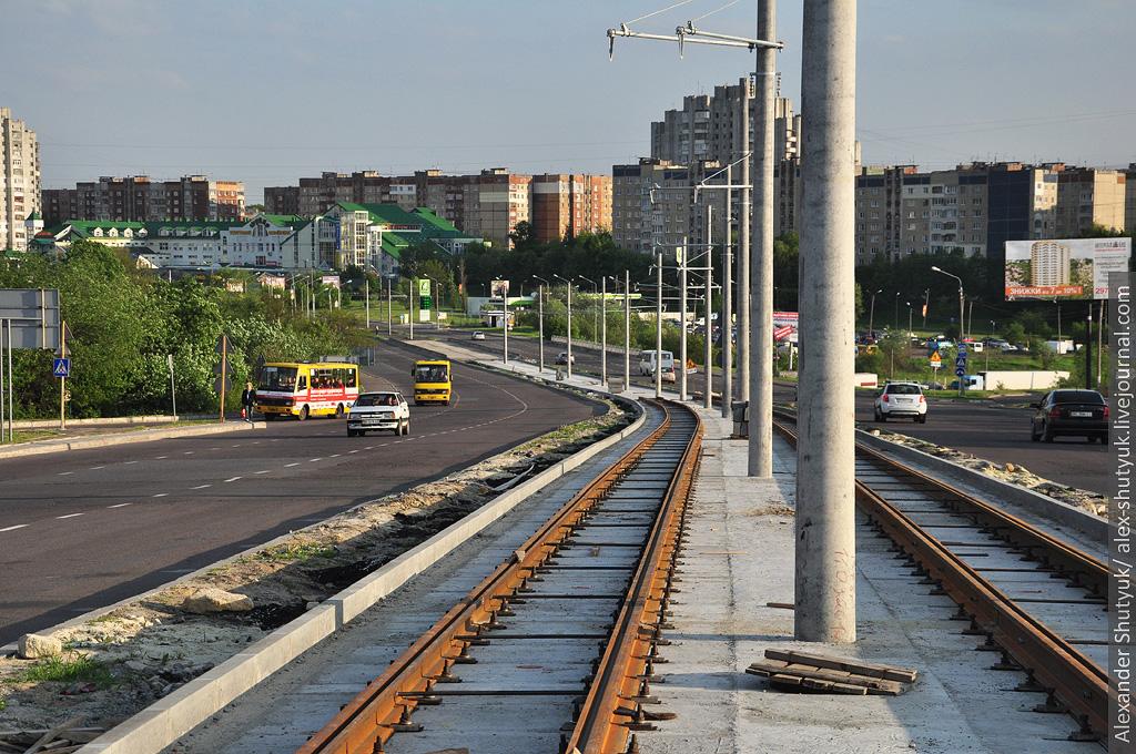 Хорошая новость: львовский трамвай в «Санта-Барбару» скоро запустят