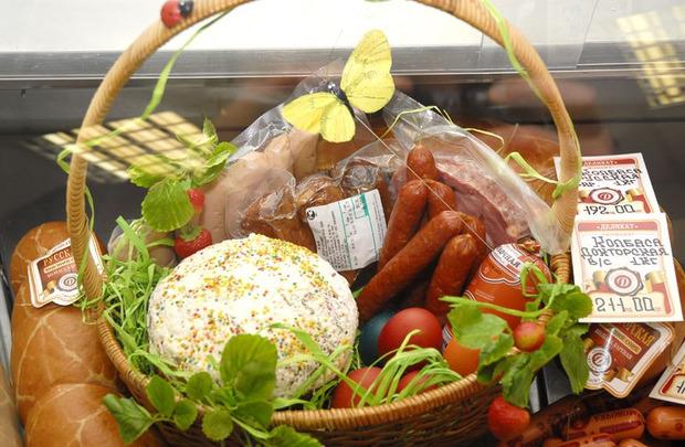 Какие продукты подорожают к Пасхе: перечень