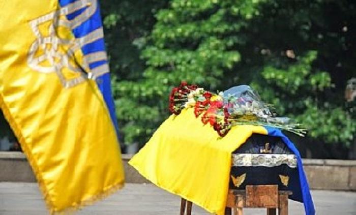 Аж сердце кровью обливается: Украина оплакивает героя!