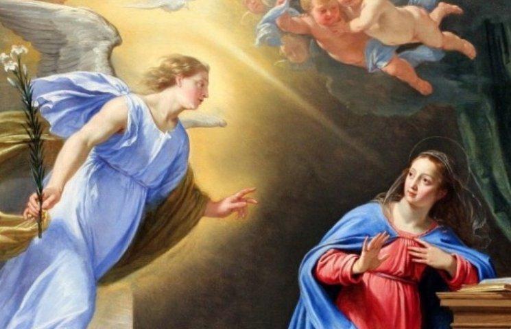 СДЕЛАЙТЕ ЭТО ПОКА ЕЩЕ НЕ ПОЗДНО!!! 7 апреля — праздник Благовещения, вы должны это знать, чтобы уже завтра изменилась ваша жизнь