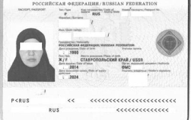 В Украине была задержана россиянка, которая разыскивается за терроризм! Детали Вас шокируют!