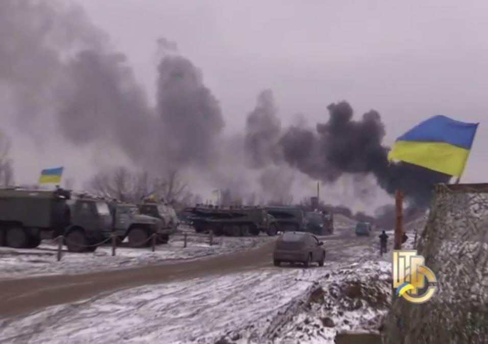 ДЕРЖИТЕСЬ, украинцы!!! Штаб АТО сообщил трагическую для нас всех весть…