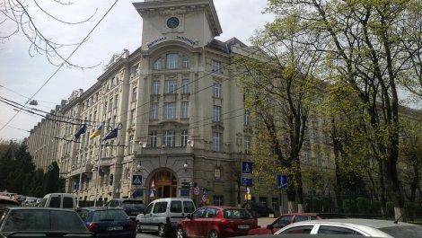 Переполох во Львове: на штаб-квартиру Дубневичей наведались с обыском
