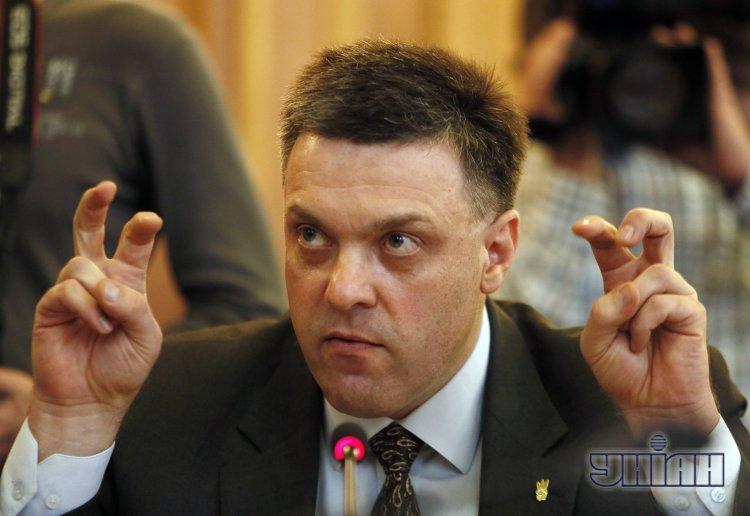 Тягнибок о досрочных выборах! Что будет дальше с Порошенко и его командой? Кому должно быть страшно?