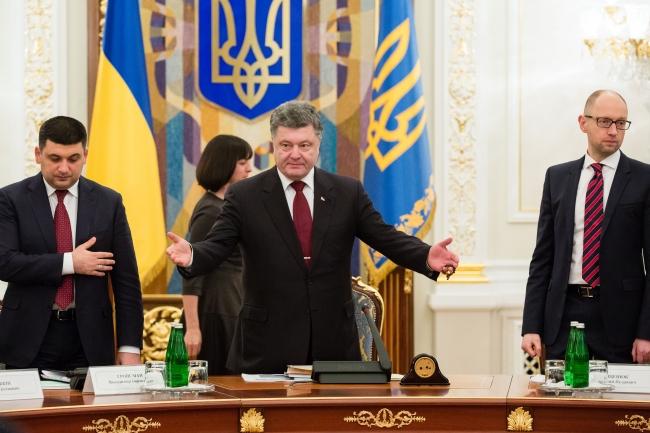 Украина поднялась на первое место в рейтинге коррупции E&Y