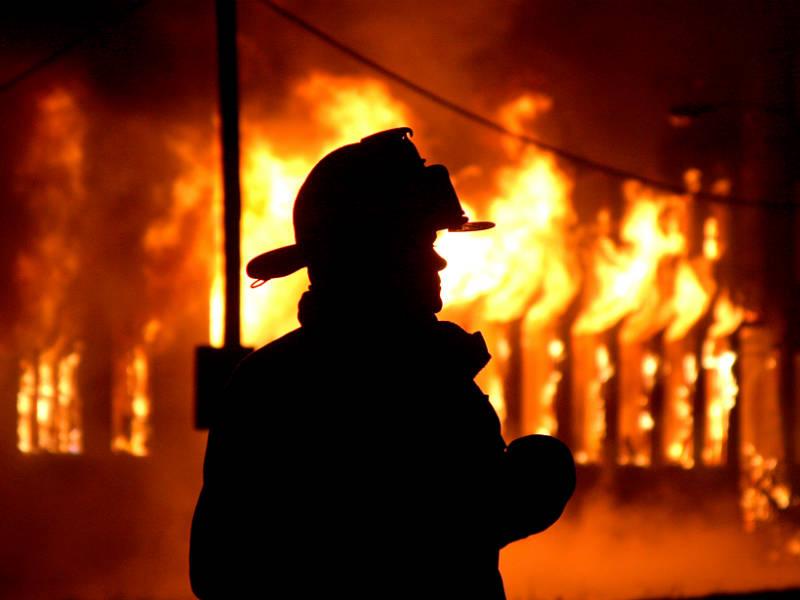 Под Мариуполем произошел масштабный пожар. Последствия катастрофические!