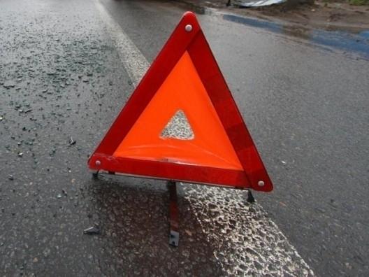 Ночное ДТП во Львове: шесть патрульных машин задерживали пьяного водителя (ВИДЕО)
