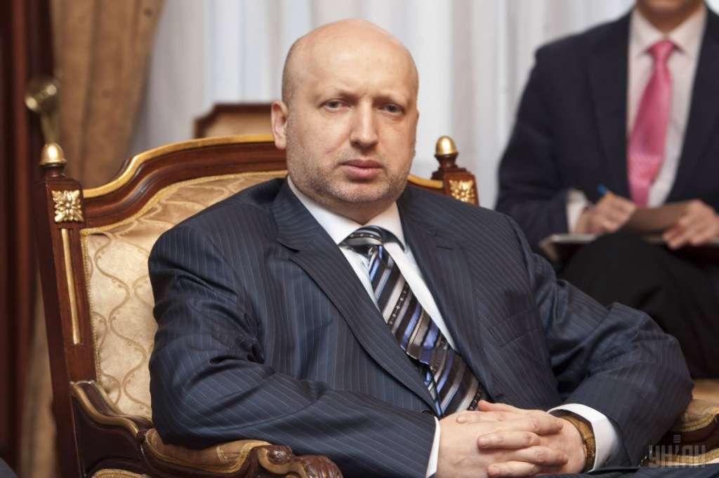 """СРОЧНО!!! Только что Турчинов сделал шокирующее обращение к украинцам: """"Будьте наготове каждую секунду!"""""""