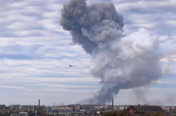 СРОЧНО!!! Донецк содрогнулся от мощного взрыва. Детали потрясающие!
